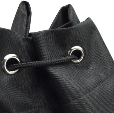 リクセンカウル KLICKfix マッチパックファッション KM840 巾着の口(ひも)部分