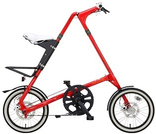 STRiDA EVO16 2016 red サムネイル