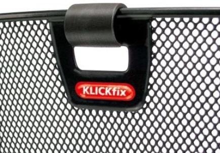 リクセンカウル KLICKfix ユニラックス KF870 ライトクリップ取り付け例