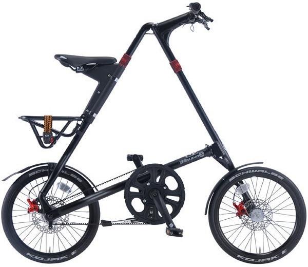 strida evo 2016年モデル マットブラック(黒)