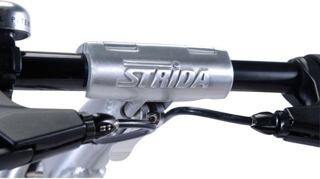 strida evo 2016年モデル ストライダロゴマーク